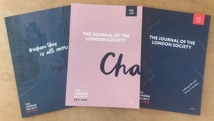 The 'Package' - all three of our most recent publications for just £20